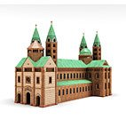 DOSCH 3D: Speyer Cathedral