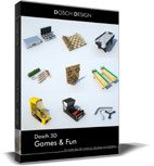 Dosch 3D: Games & Fun