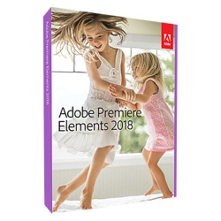 Adobe Premiere Elements 2018 PL Win (box version)